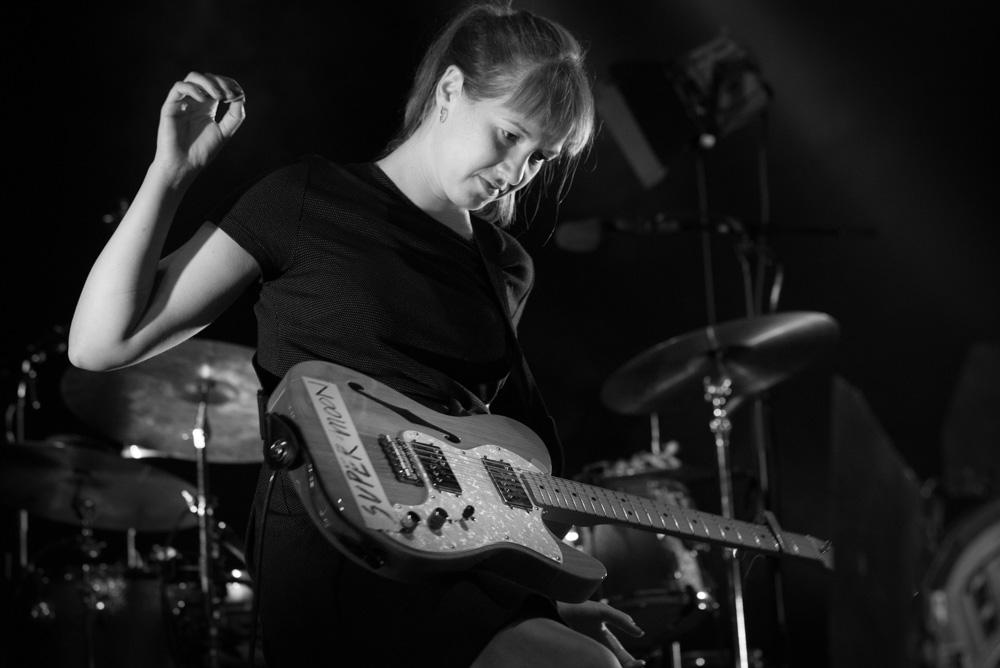 Sophie Hunger live Konzertfoto