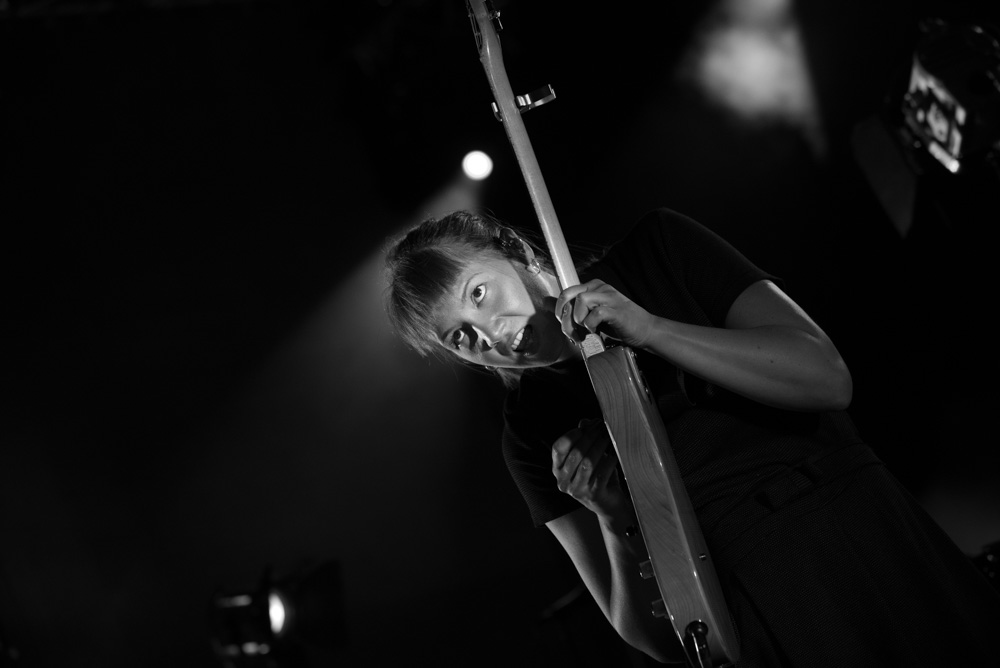 Sophie Hunger live 2015