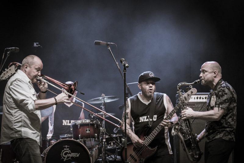 Nils Landgren Funk Unit–Hafensommer Würzburg 2017