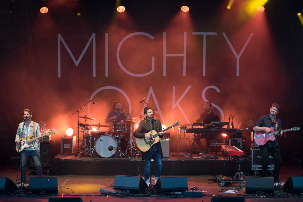 Mighty Oaks – Hafensommer Würzburg 2017