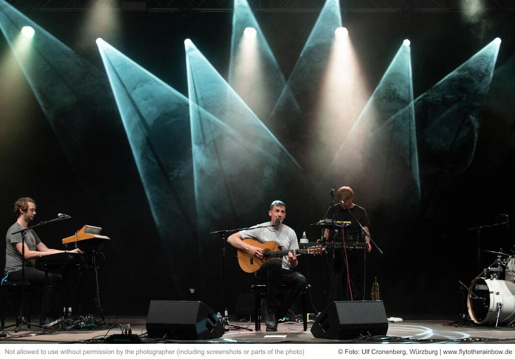 Charlie Cunningham– Hafensommer Würzburg 2019