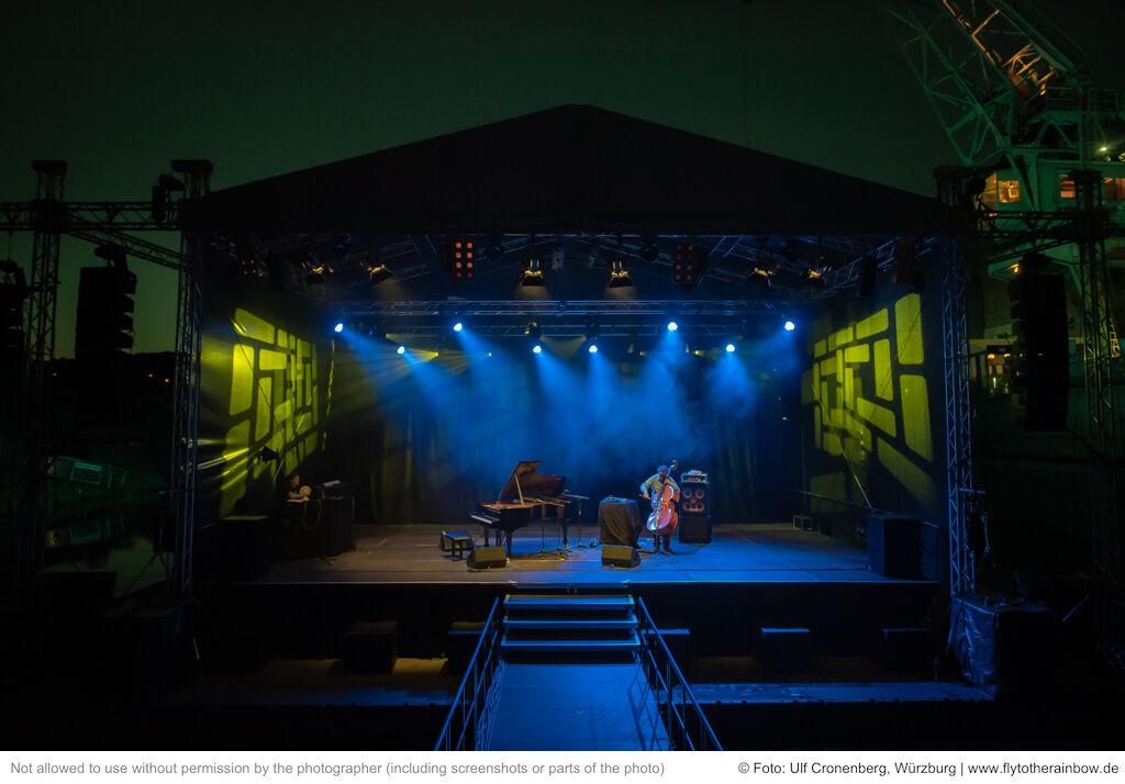 Garcia-Fons & Dorantes– Hafensommer Würzburg 2019